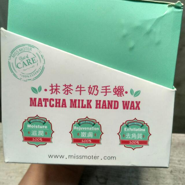 Miss Mother Matcha Wax