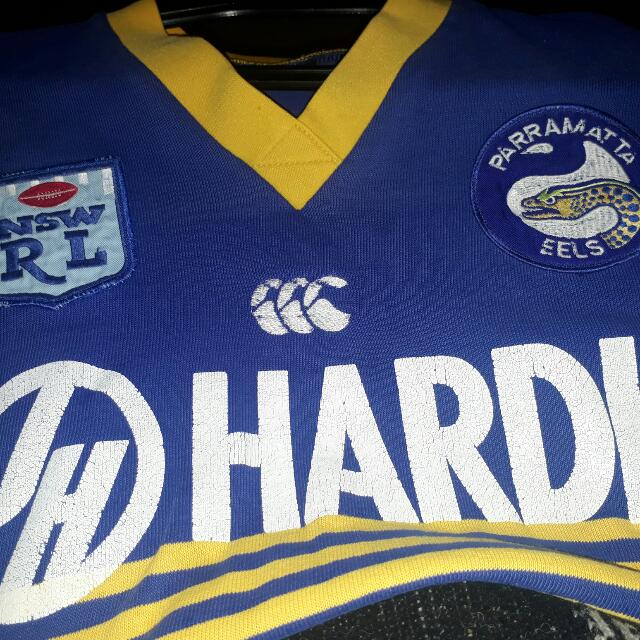 NRL Jerseys. Good For the Mancave.