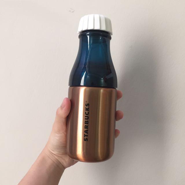ORI gold limited Starbucks tumbler