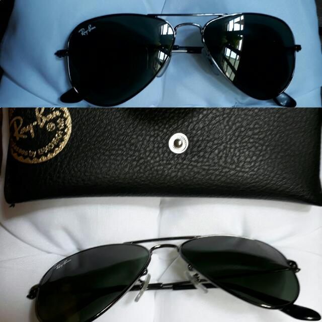 original ray-ban bought from US