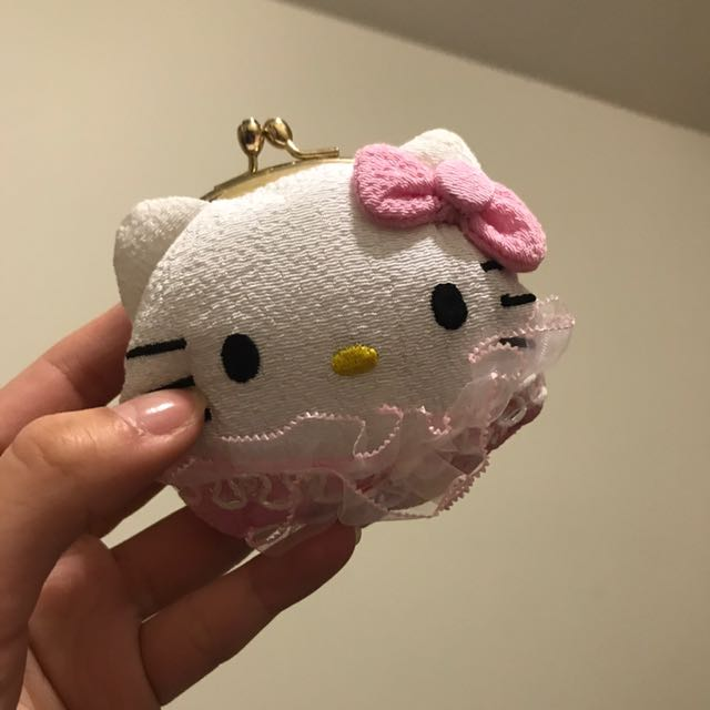 original sanrio coin purse