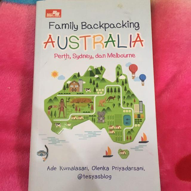 Panduan Backpackers Australia