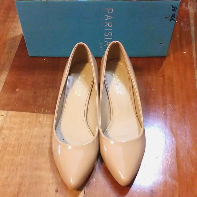 Parisian Nude Formal Shoes