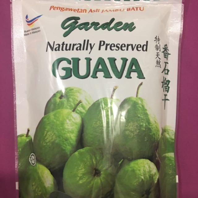 Preserved GUAVA