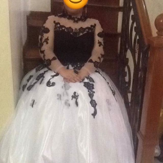 Prom Gown/ Ball Gown