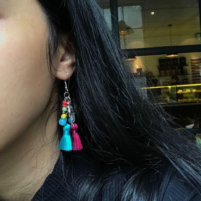 Rainbow Earrings