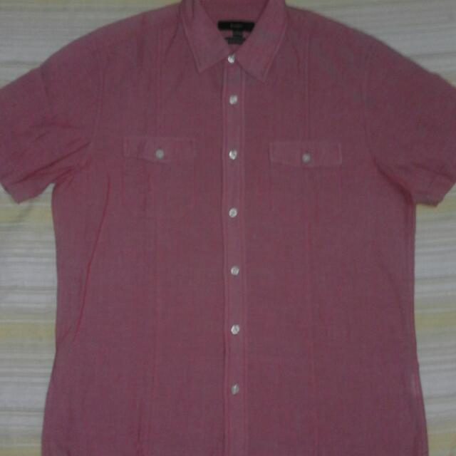 Bagsak Presyo!!! Bossini Polo Short Sleeve (Authentic)