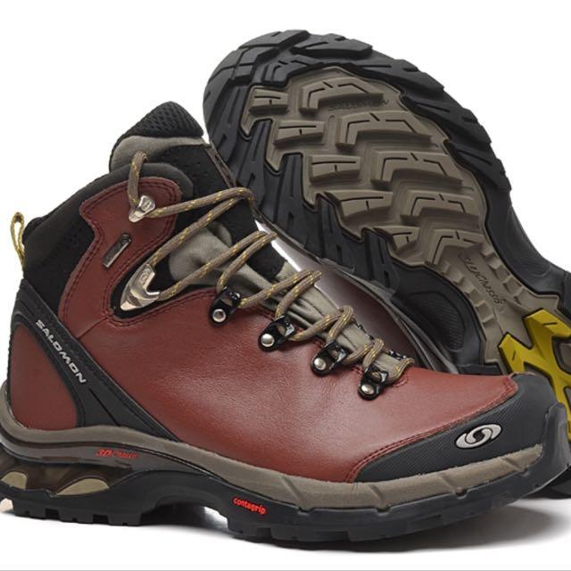 24e8f9f88d7 115) Salomon Comet Premium 3D GTX Hiking Boots Mens ($115), Sports ...