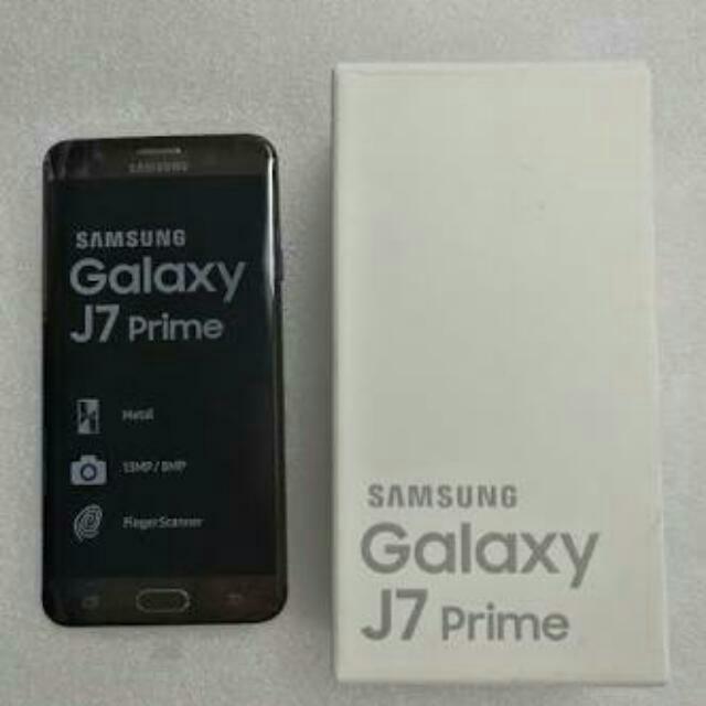 Samsung J7 prime 32g Globe Locked