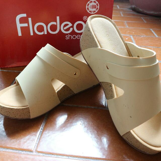 Sandal Wedges Fladeo d04a3c2cee