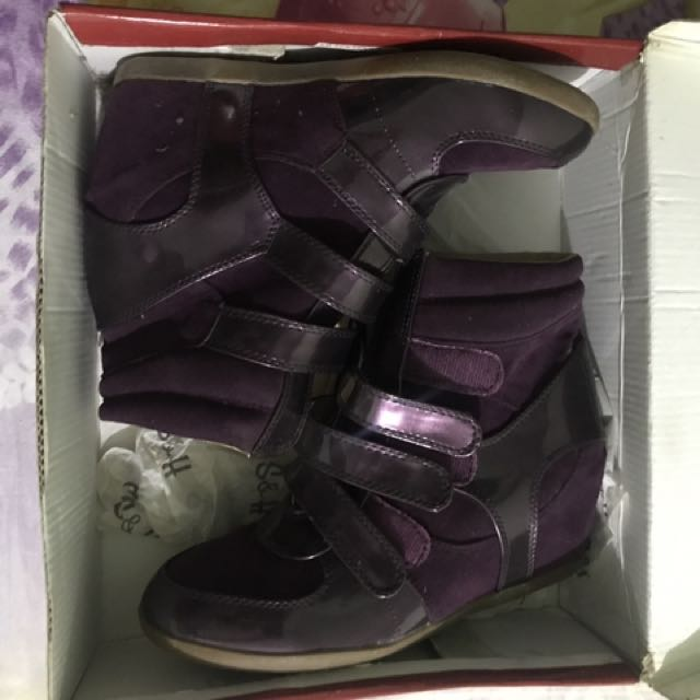 S&H Wedge Shoes