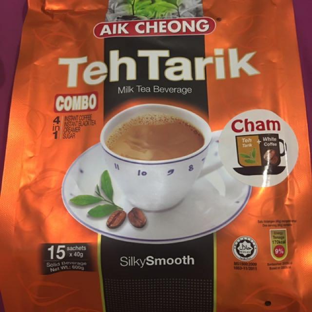 TEH TARIK (Coffee Milktea)