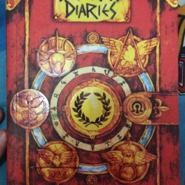 The Demigod Diaries
