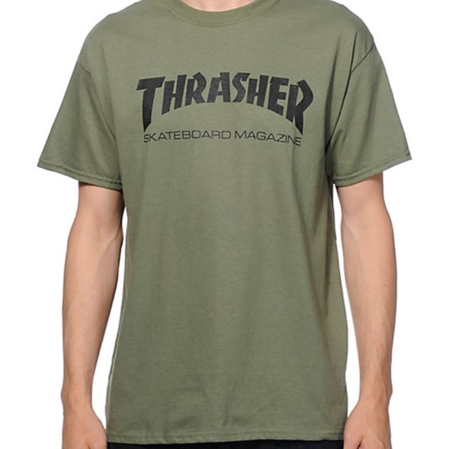 Thrasher TShirt XL