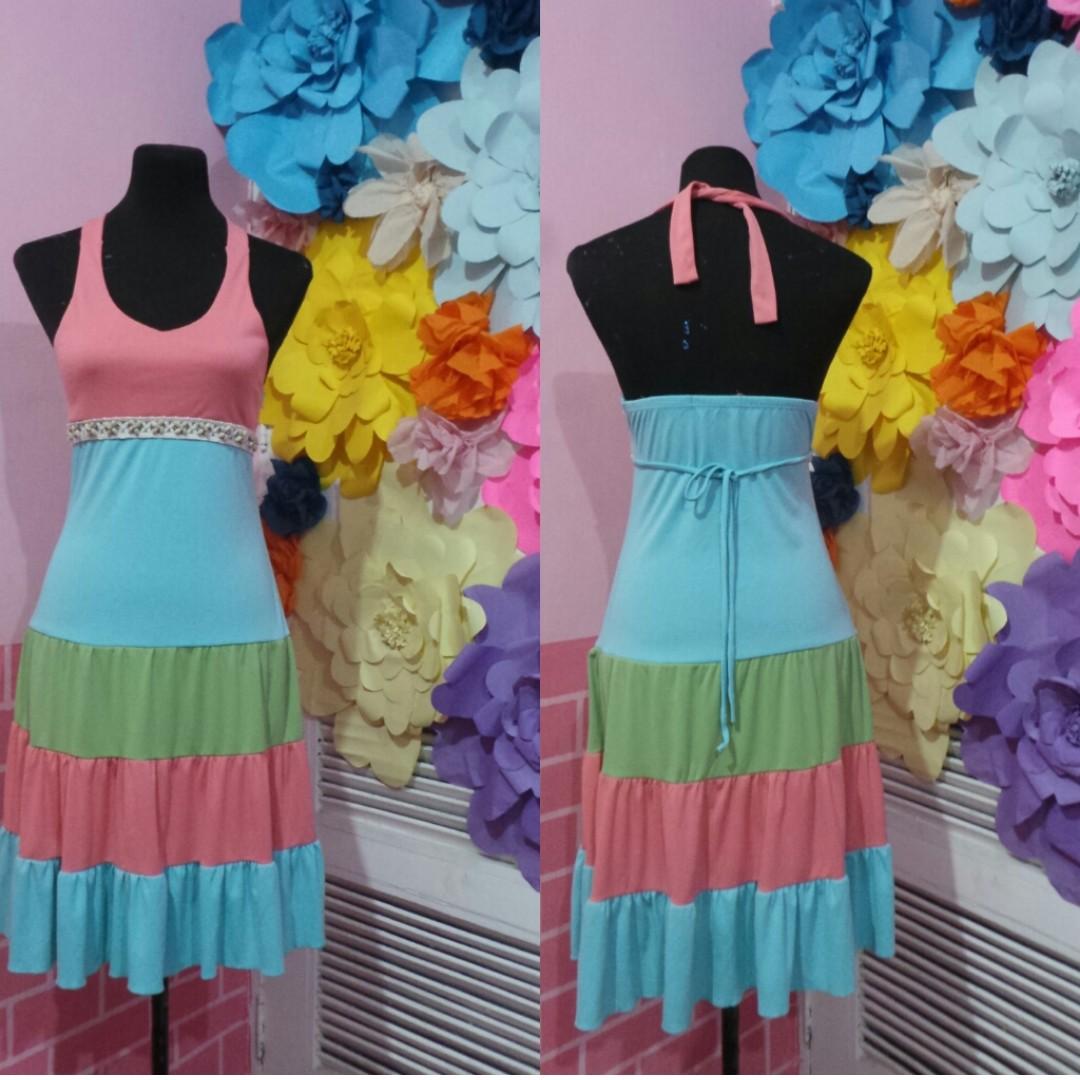 three sister dress