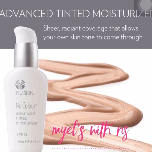 TINTED MOISTURIZER - BEIGE AND HONEY