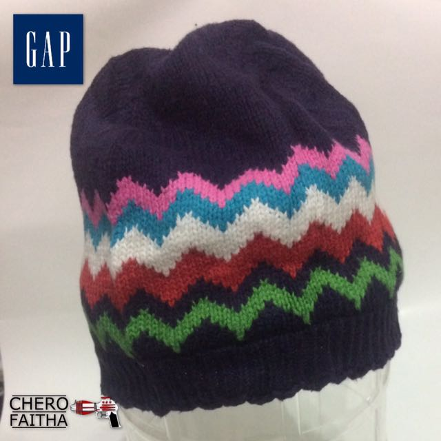 Topi cute baby Gap kids winter hat snow cap infant baby 4d7d879fa58