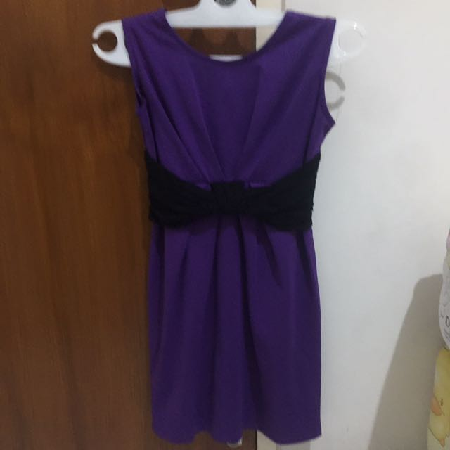 Unbranded Purple Dress