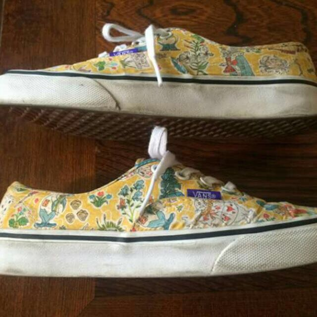 VANS AUTHENTIC MULTICOLORED WITH TRAINERS