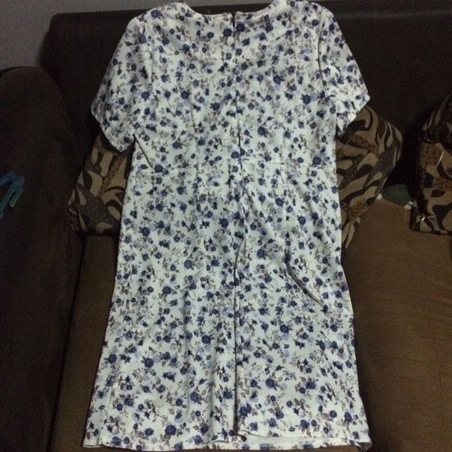 VIIV Floral Dress