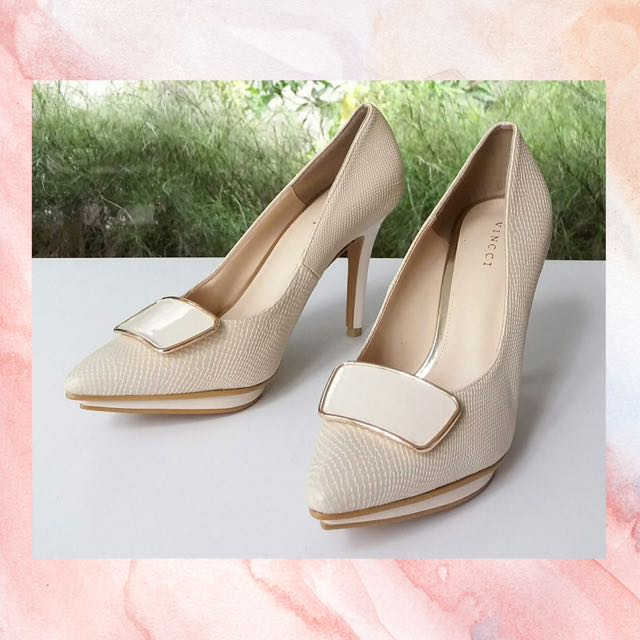 VINCCI SHOES 307 BEIGE