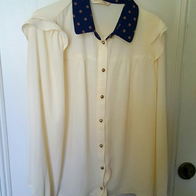 Vintage Styled Womens Shirt