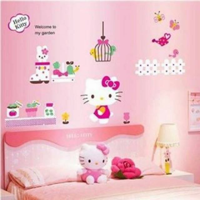 WALL DECORS & STICKERS