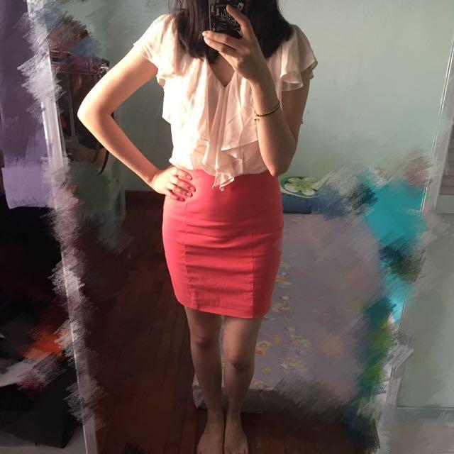 Work Dress (1 Piece Romper Style)