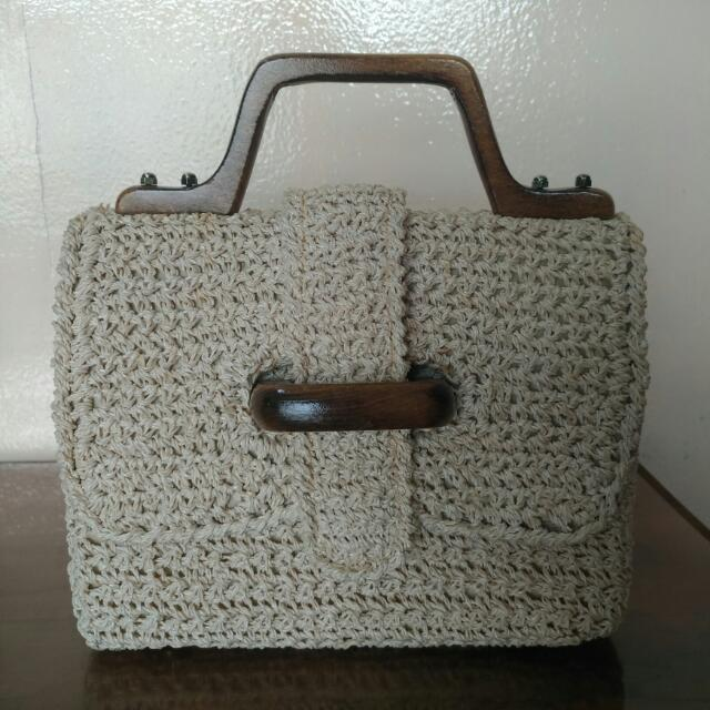 Woven Bag (from Japan)