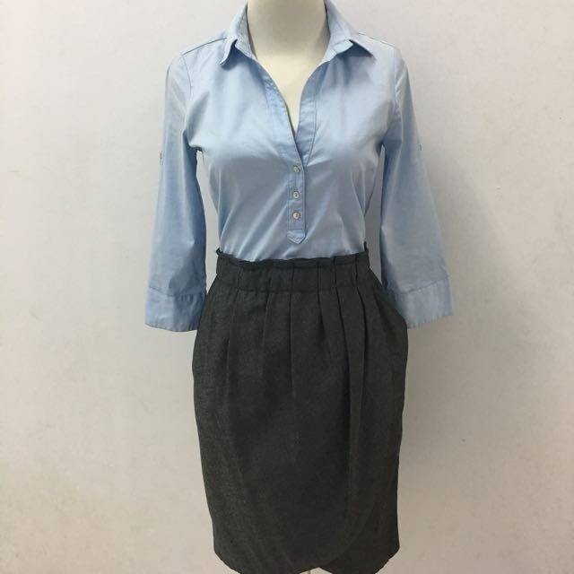 Zara Office Dress