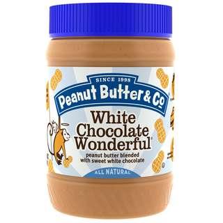 White Chocolate Wonderful Spread(Peanut Butter & Co)