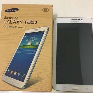 Samsung Tab3(不換)