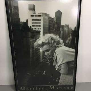 Marilyn Monroe Vintage Poster