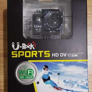 Action Cam (New)