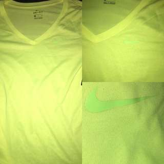 Nike Sry-Fit Women Tee. Sizes Avail: S-M-L. Auth/New