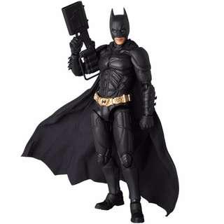MAFEX No.007 MAFEX Batman The Dark Knight Rises BATMAN Ver.2.0 (Without EMP Gun)