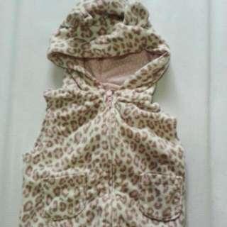 Onesie Animal Hood Vest