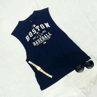Muscle Tee Boston / Small - Medium