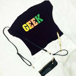 Geek Top / Small