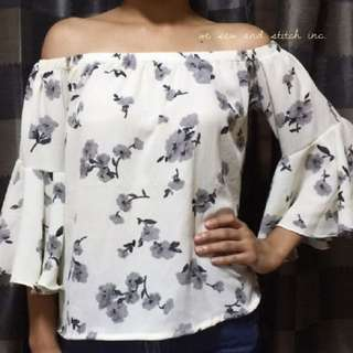 READY TO WEAR: Amarah Off the Shoulder Top