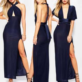 MISSGUIDED Multiway Dress