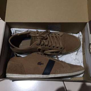 LACOSTE SHOES SIZE 43