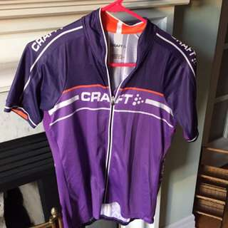 Cycling Shirt Women's Large