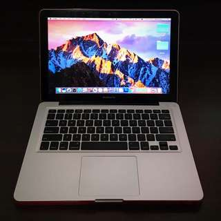 "Rush Sale: MacBook Pro 13"""