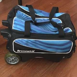 Brunswick 2 Ball Roller