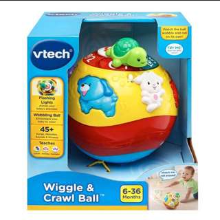 Vtech Wiggle & Crawl (Best Price In Town!)