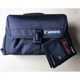 WTS New Canon Camera Bag