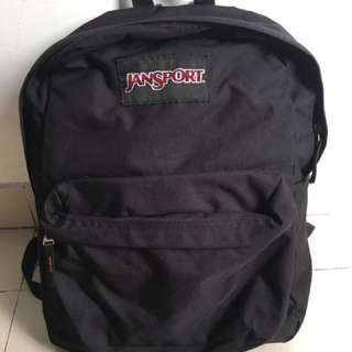 JANSPORT's Backpack // Tas Sekolah Jansport