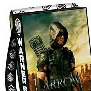 Comic Con 2016 The Arrow Swag Bag