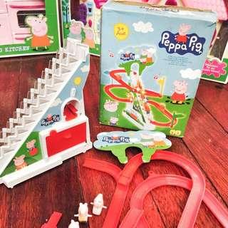 Peppa Pig Escalator